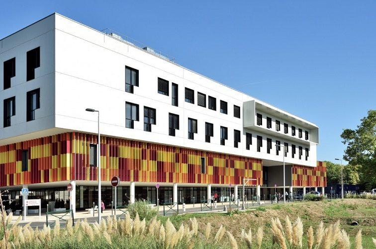 Hôpital R. Ballanger, Aulnay-sous-Bois (93)